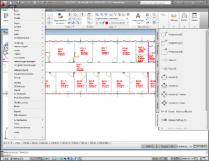 AT+C Verbindungs-Manager VM.7 mit AUTOCAD Architecture